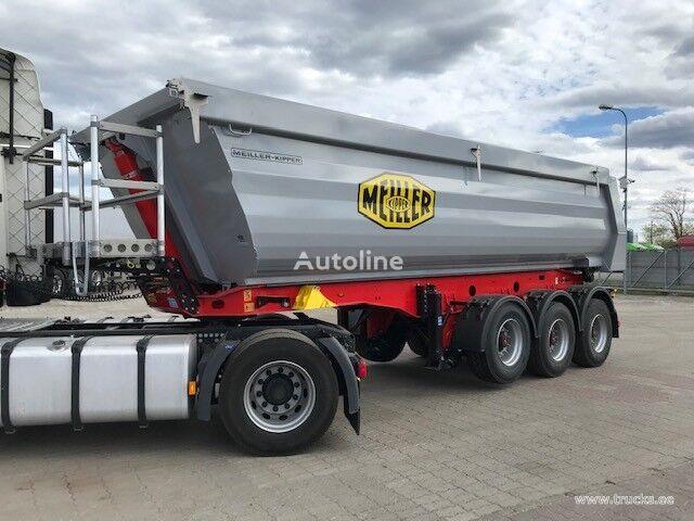 MEILLER MHPS44/3-S  tipper semi-trailer