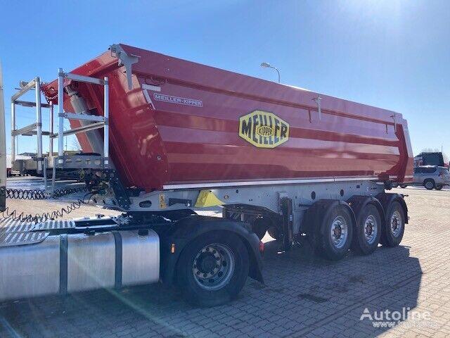 MEILLER MPHS 44/3/26M3Hardox 15t. SADULATAPP tipper semi-trailer
