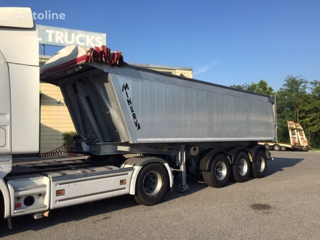 MINERVA SEMIRIMORCHIO RIBALTABILE tipper semi-trailer