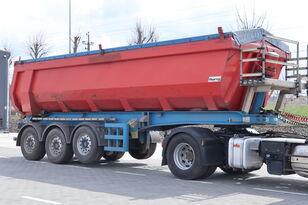 Meierling MSK tipper semi-trailer