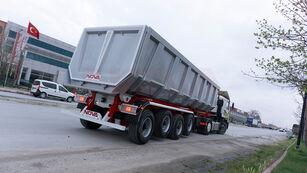 new NOVA NOUVELLE PRODUCTION DE REMORQUE BENNE A POIDS LOURD tipper semi-trailer