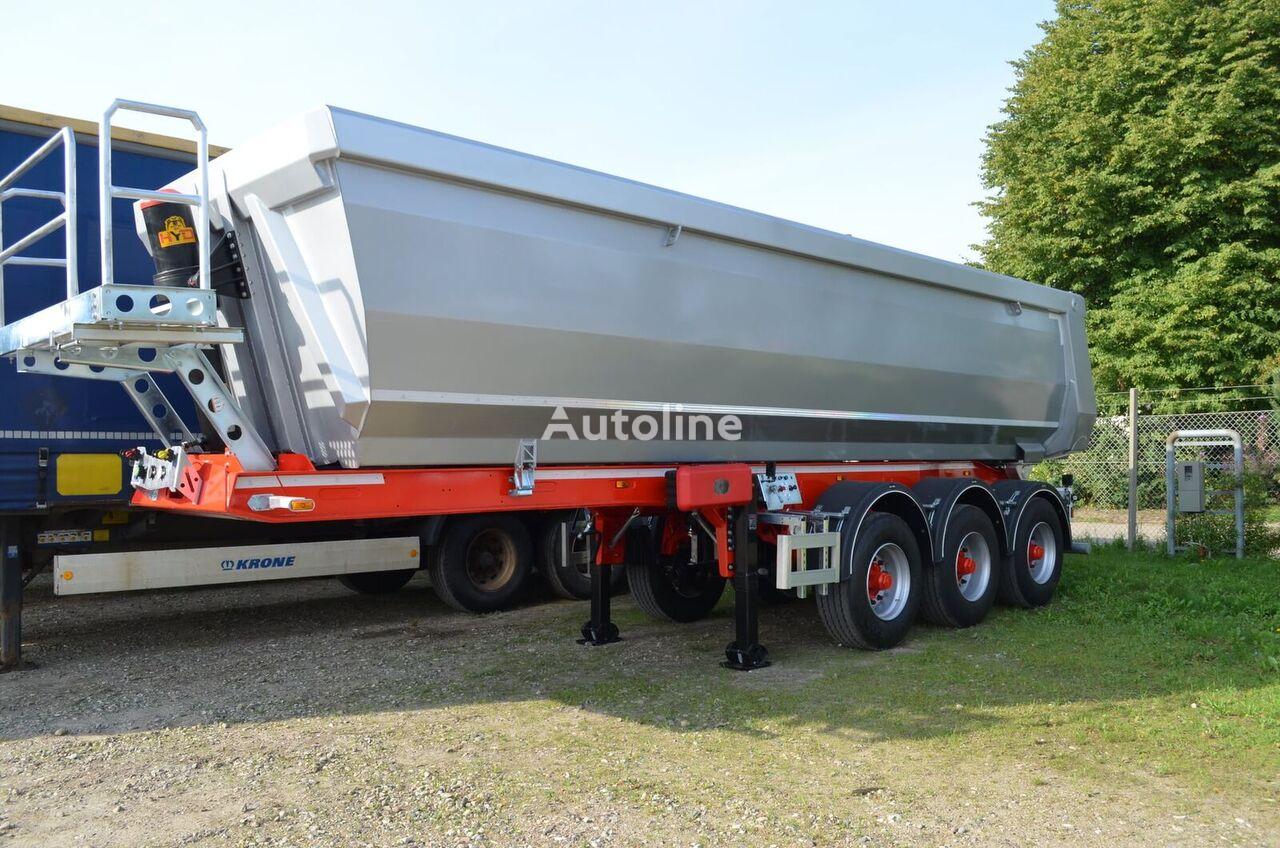 new NOVA Semiremorcă basculantă HARDOX tipper semi-trailer