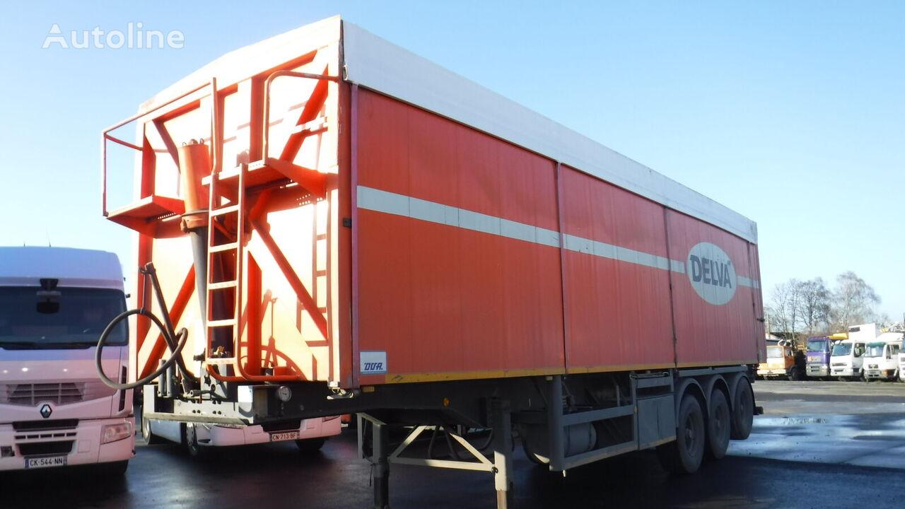 OVA 65 m³ kipper tipper semi-trailer