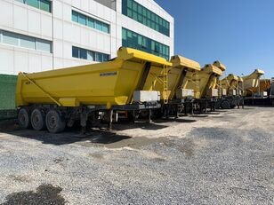 OZTREYLER 3 axel, 24 m3, HARDOX tipper semi-trailer
