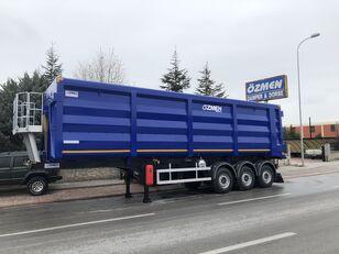 new Ozmen Damper 60-65 m3 SCRAP METAL CARRIER tipper semi-trailer