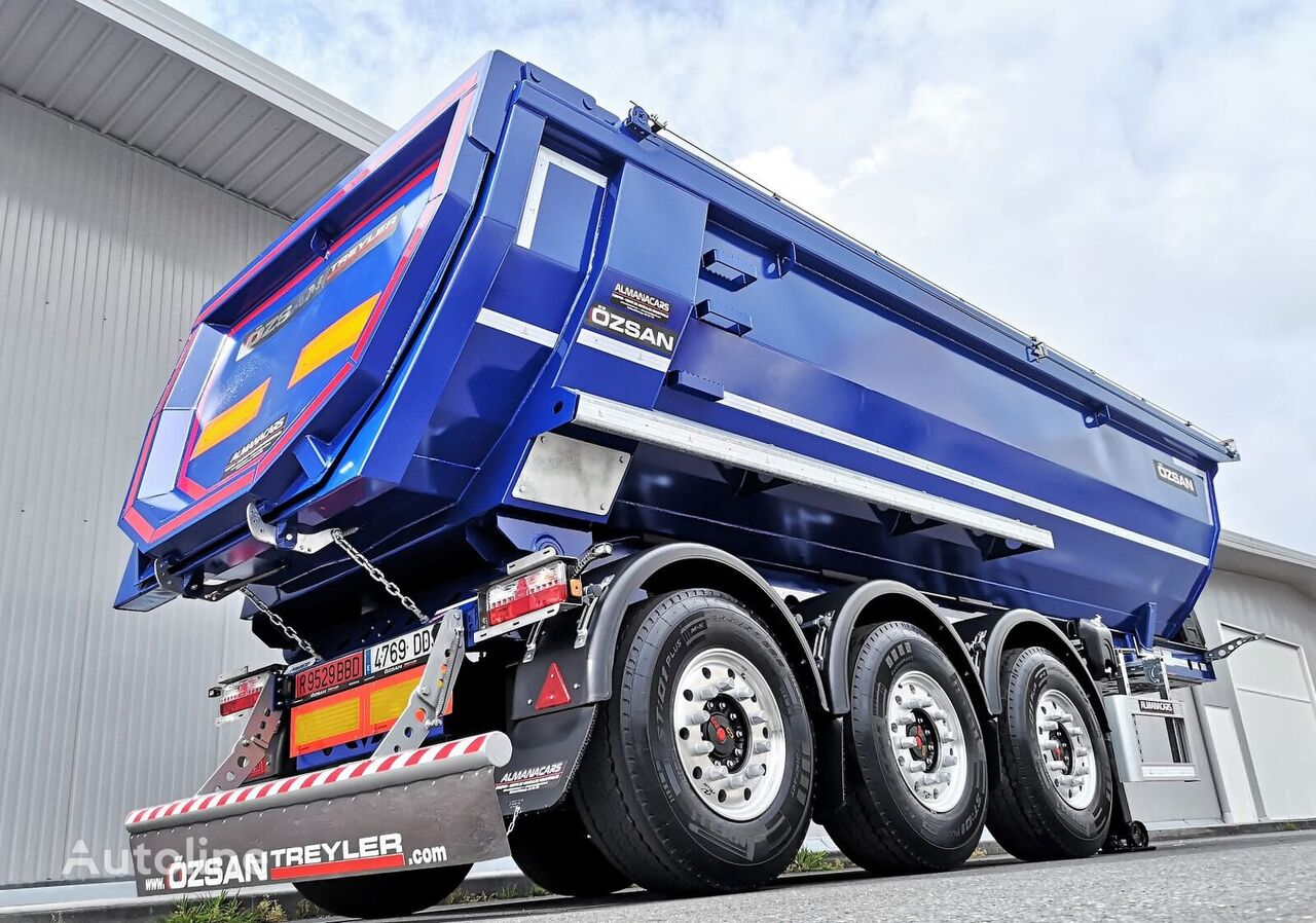 new Ozsan Trailer TIPPER SEMI-TRAILER OZS-T3 tipper semi-trailer