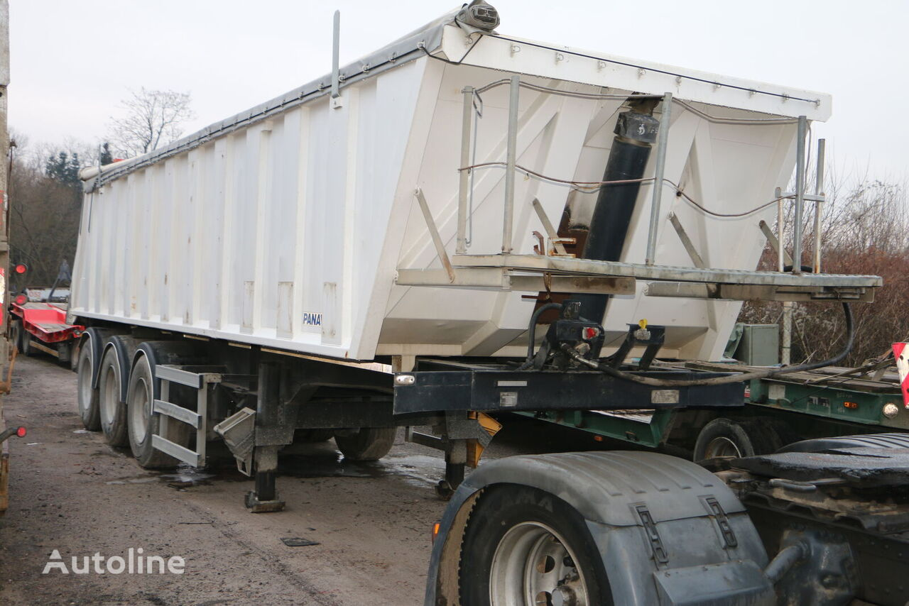 PANAV NS tipper semi-trailer