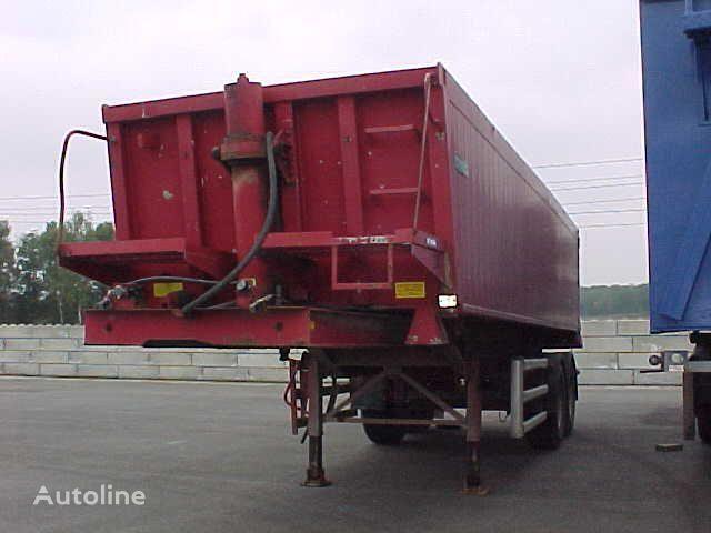 RENDERS ROC 16.20S - Aluminium tipper semi-trailer