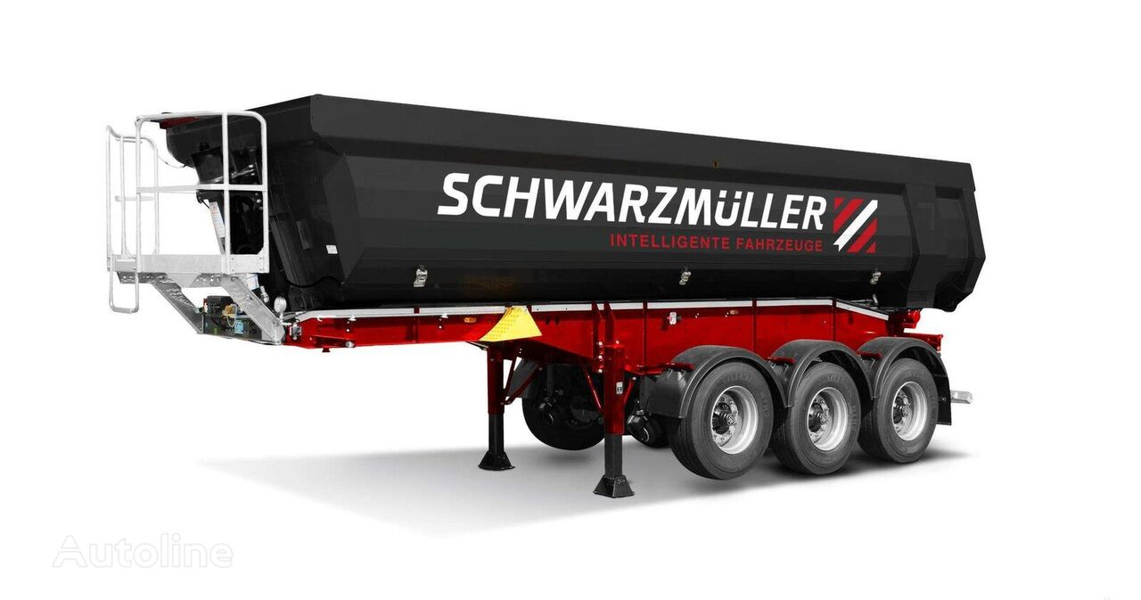 new SCHWARZMÜLLER HKS 3/E tipper semi-trailer