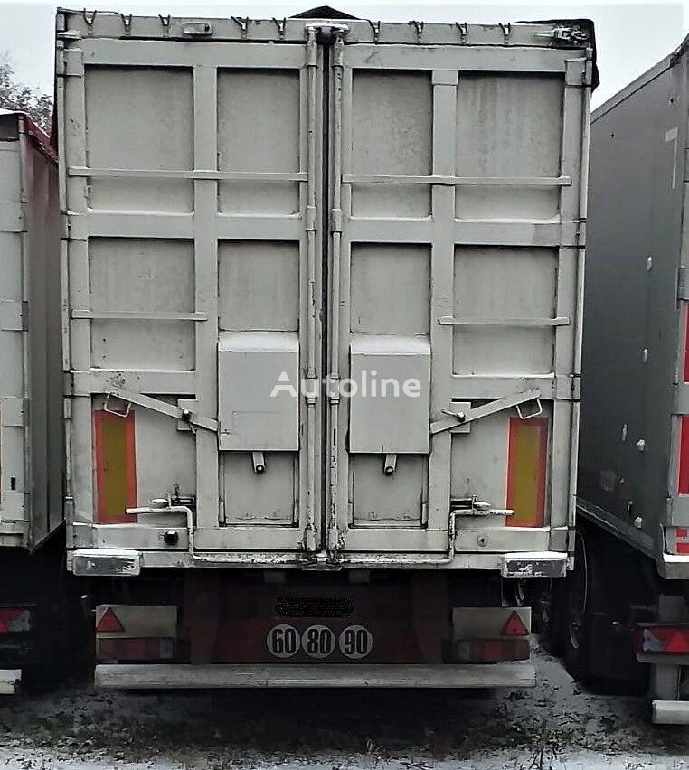 STAS SA339K tipper semi-trailer