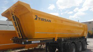 TIRSAN 26 M3 - 2013 MODEL -USED  HARDOX TIPPER TRAILER  tipper semi-trailer