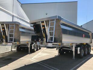 new TISVOL VRB 26 tipper semi-trailer