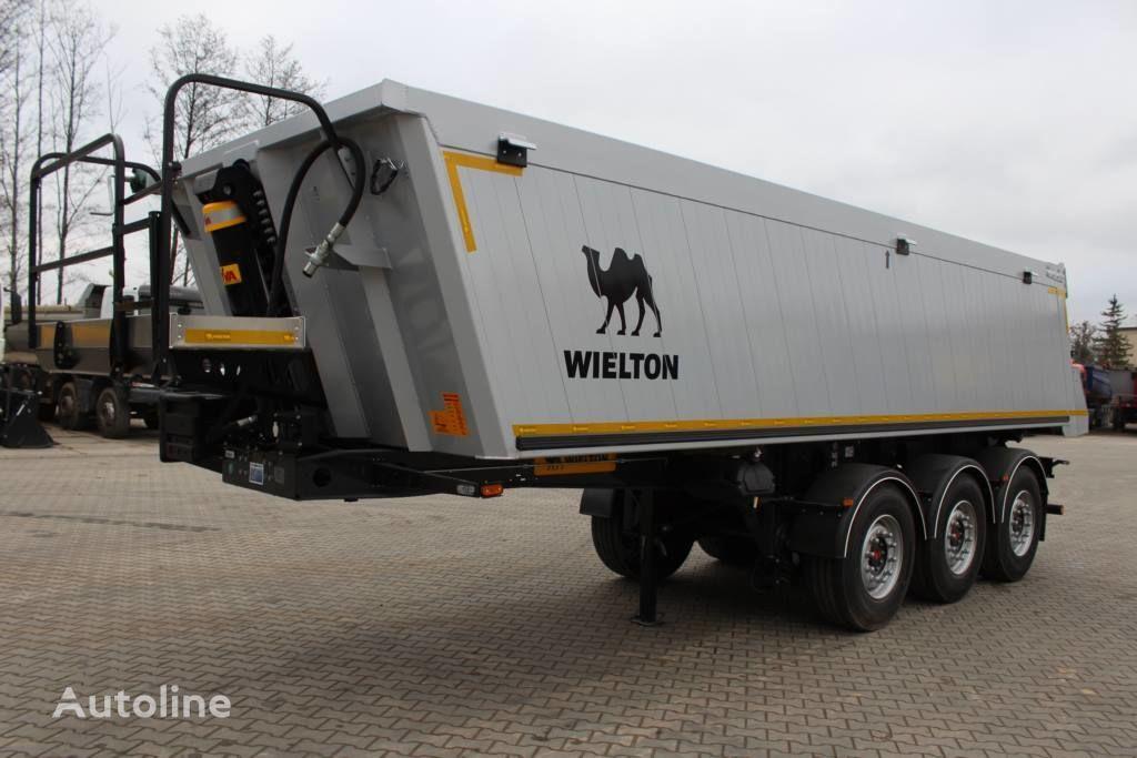 new WIELTON NW 3 ASK  tipper semi-trailer
