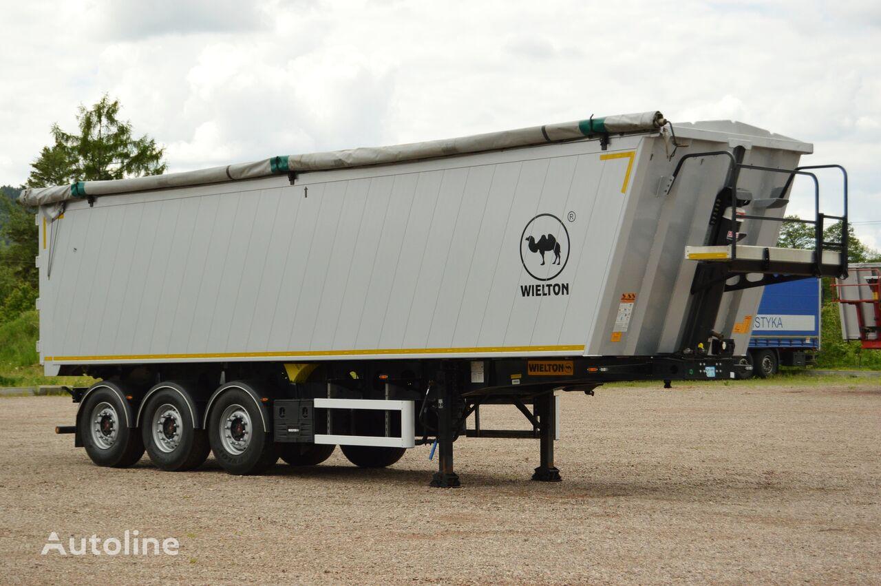 WIELTON NW-3, DISC, SAF, INTRAX, 51m3 !!! tipper semi-trailer