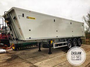 new ZASŁAW 50 м3 / 6 350 кг тара / 2 роки гарантія tipper semi-trailer