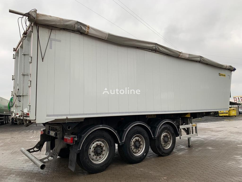 ZASŁAW D-653A tipper semi-trailer