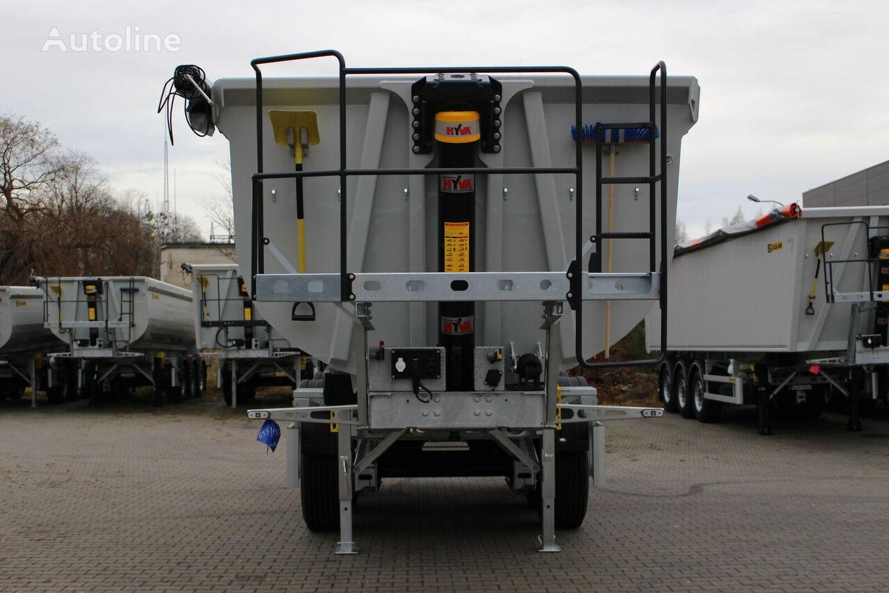 new ZASŁAW NW.73.15.HKZ.S tipper semi-trailer