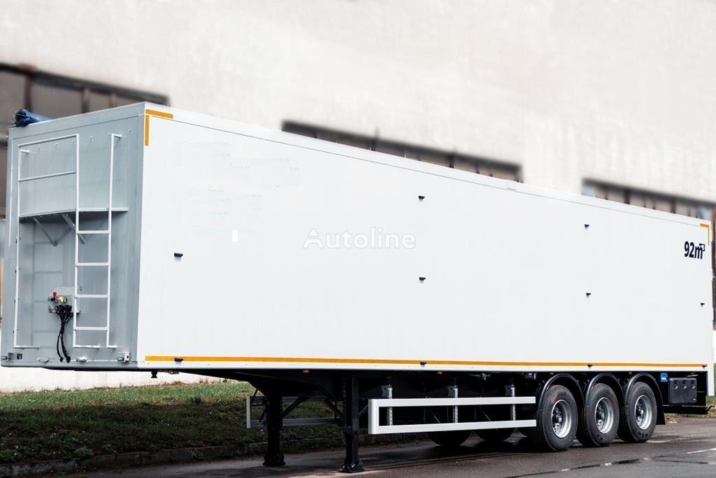 new walking floor semi-trailer