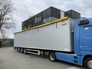 CARNEHL WDE 74071S walking floor semi-trailer