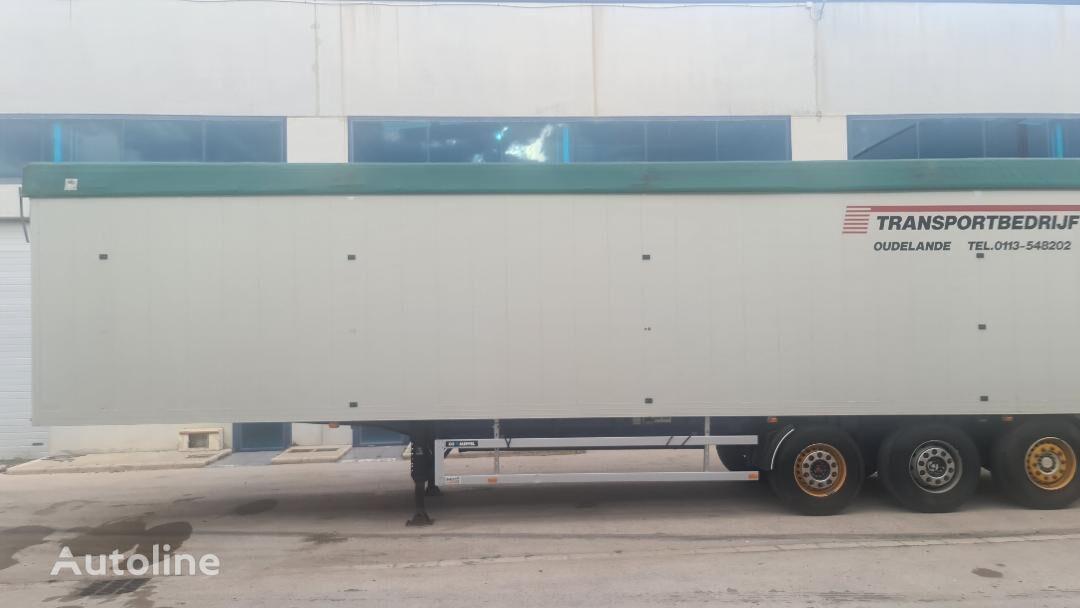 GS Meppel OTI-120-2700 walking floor semi-trailer