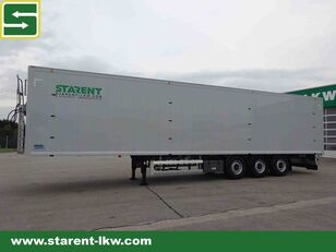 KNAPEN K100, 92m³, 10mm Boden, BPW-Achsen, Liftachse walking floor semi-trailer