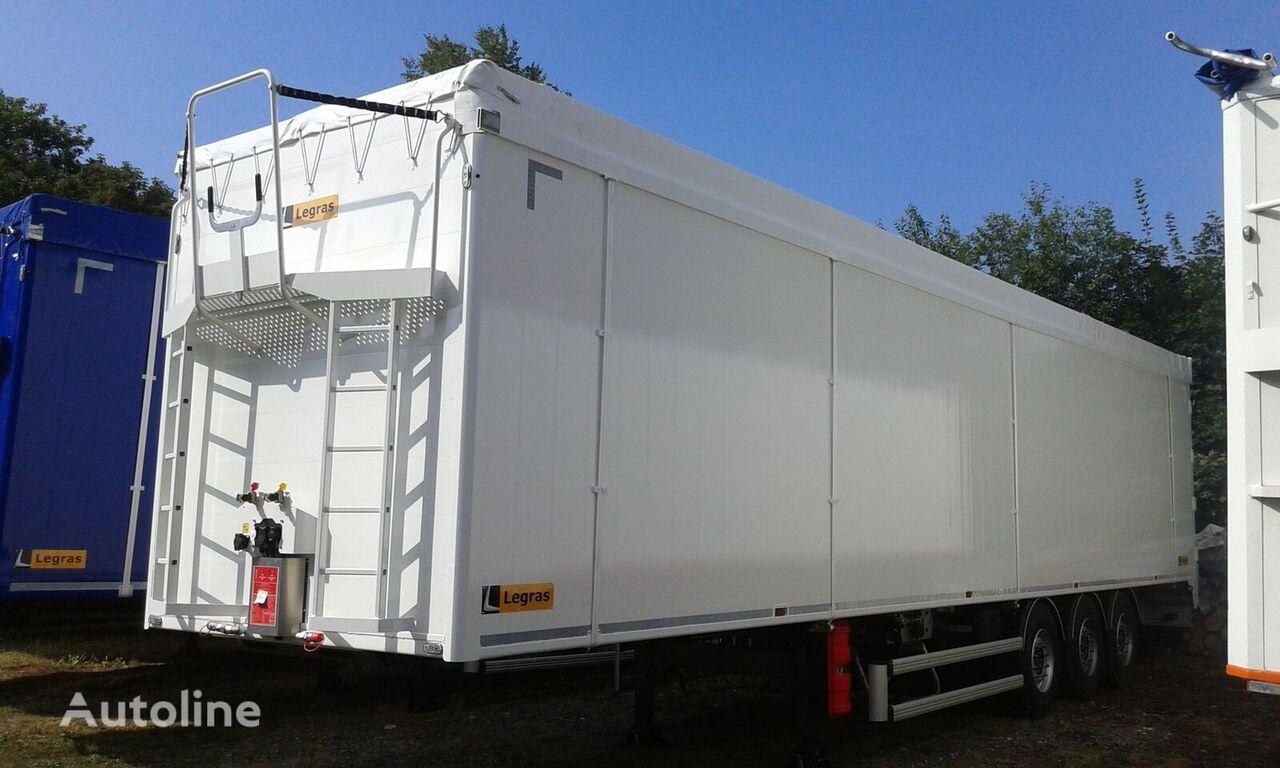 new LEGRAS 91.4m3 - Walkingfloor - NEW  walking floor semi-trailer