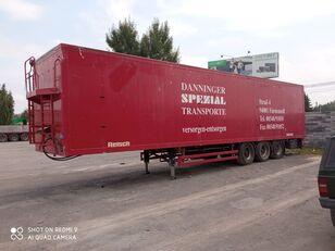 REISCH RSBS 35/24lk walking floor semi-trailer