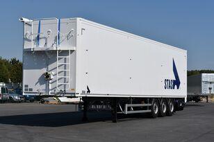 new STAS BioSTAR walking floor semi-trailer