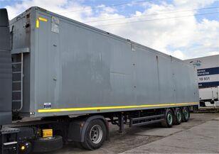 STAS S300 walking floor semi-trailer