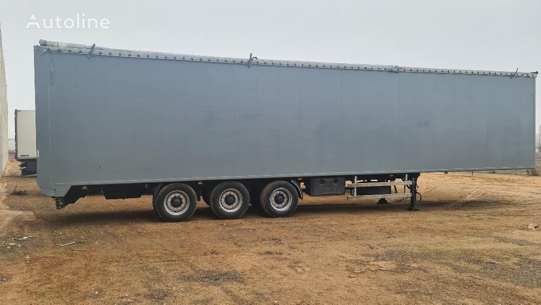 BULTHUIS walking floor semi-trailer