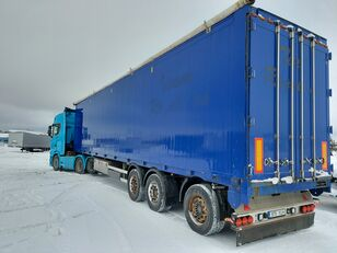 KRAKER CF 503 walking floor semi-trailer