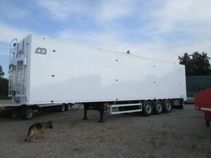 new MENCI walking floor semi-trailer