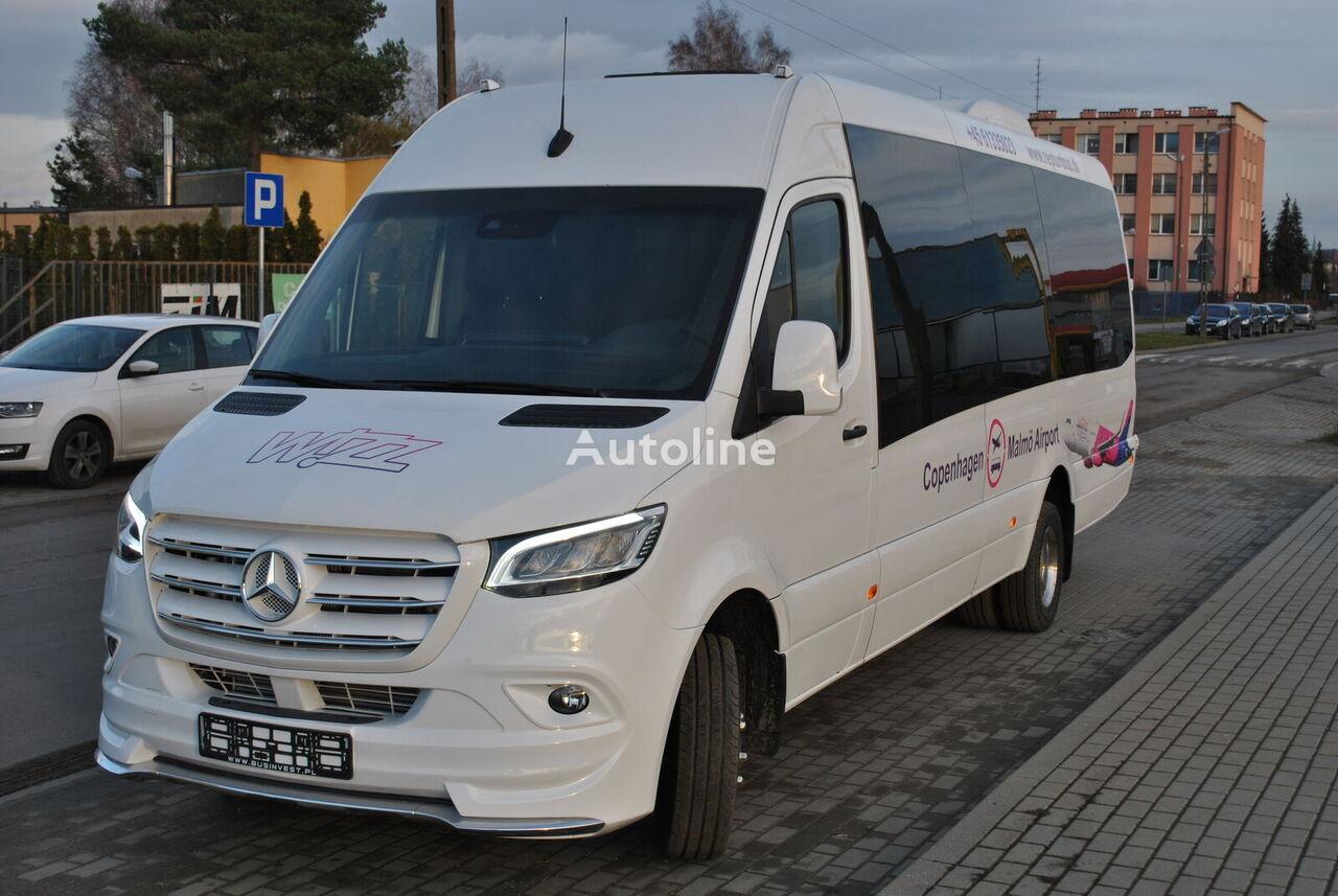 new MERCEDES-BENZ Sprinter 519 sightseeing bus