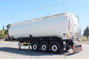 new EKW  tipping bulk silo tank trailer
