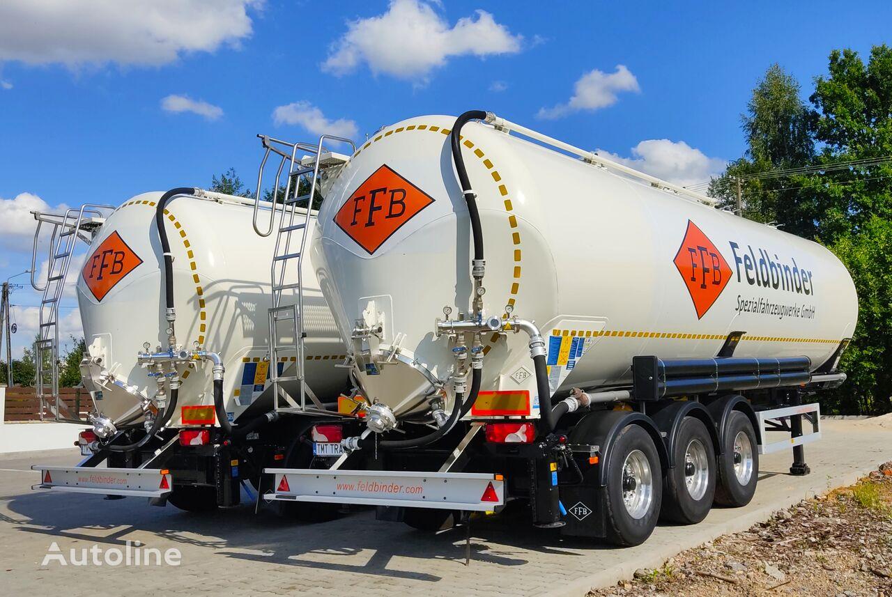 FELDBINDER silo tank trailer