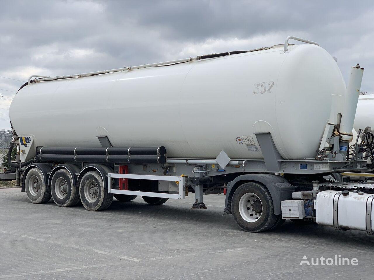 FELDBINDER KIP 52.3 ADR silo tank trailer