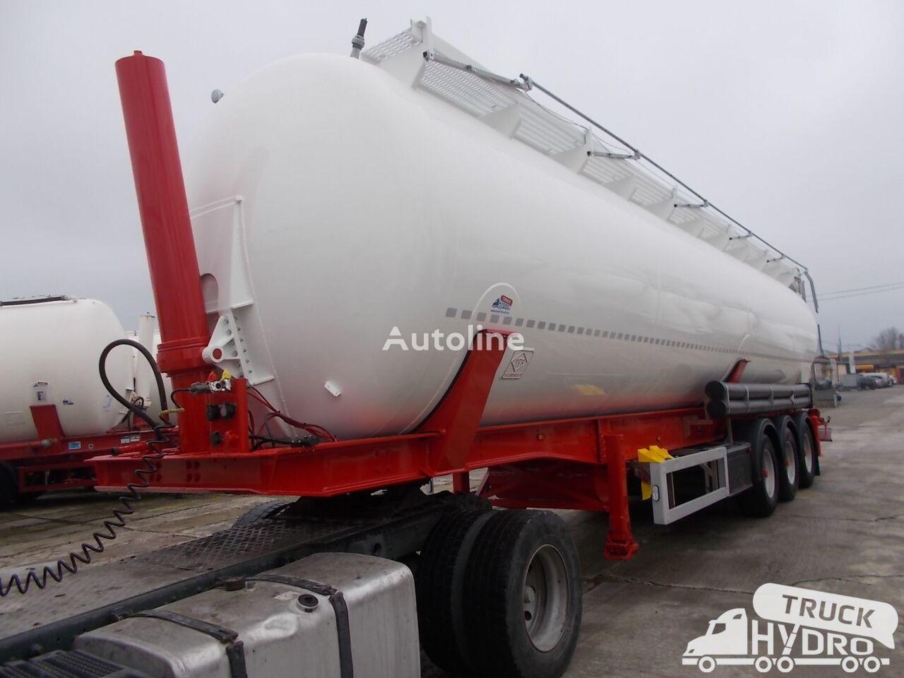 FELDBINDER KIP 60.3  silo tank trailer