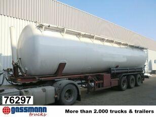 KASSBOHRER SSK / 56/10-24 silo tank trailer