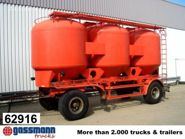 KOEHLER B16/3 silo tank trailer