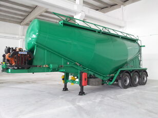 new NEW VERTRA CEMENT BULKER SEMI TRAILER FROM FACTORY silo tank trailer
