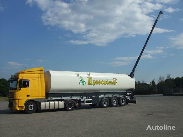 new PEZZAIOLI SCT63N silo tank trailer