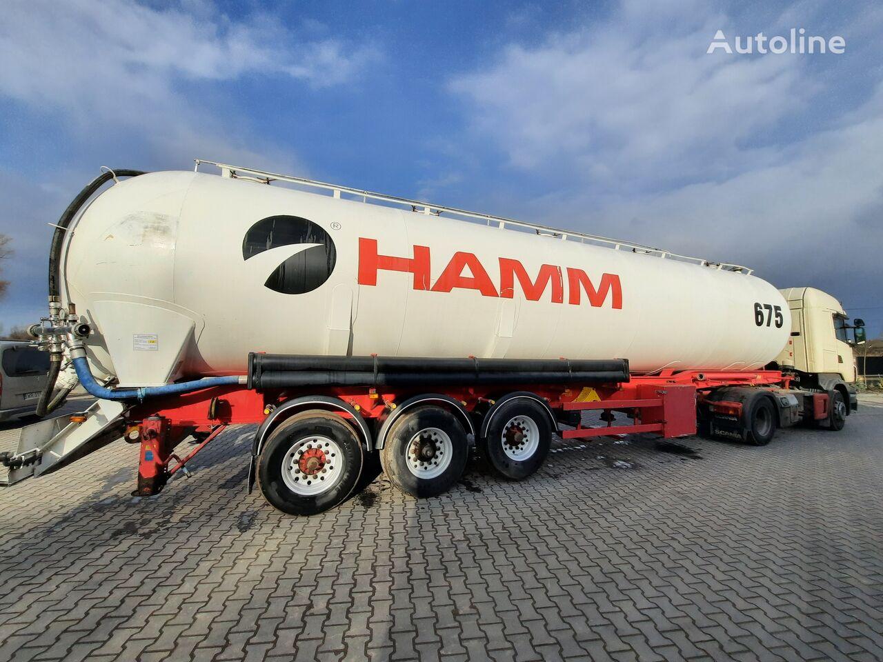 BENALU silo tank trailer
