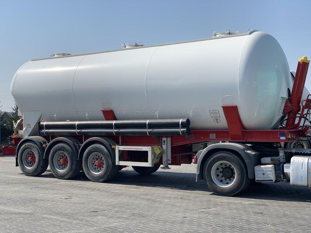 FELDBINDER KIP 40.3 silo tank trailer