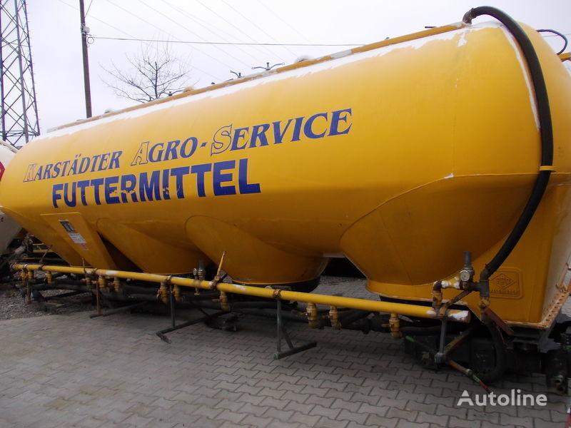 FELDBINDER SILOS DO MĄKOWOZU !!! silo tank trailer