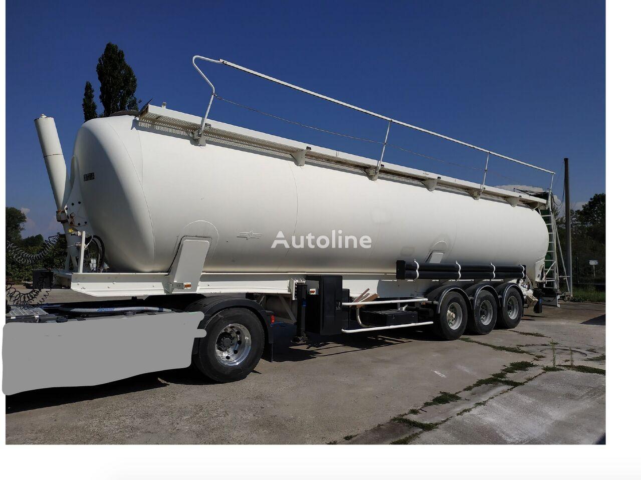 SPITZER silo tank trailer