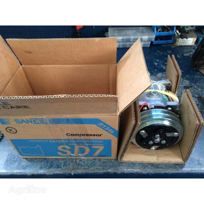new DEUTZ-FAHR SANDEN AC compressor for DEUTZ-FAHR agrotron tractor