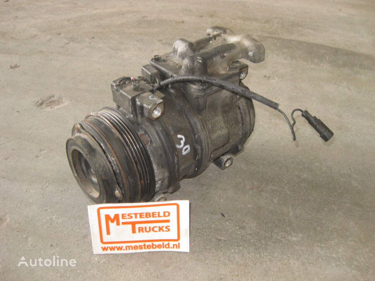 IVECO AC compressor for IVECO truck