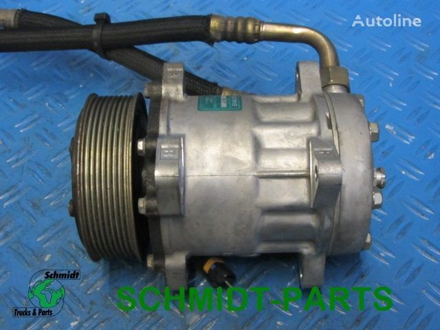 MAN AC compressor for MAN tractor unit