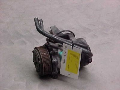 SCANIA AC compressor for SCANIA Aircopomp 114 tractor unit