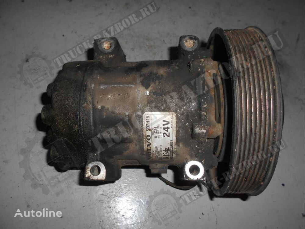VOLVO AC compressor for VOLVO tractor unit